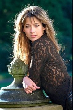 Sophie marceau firelight celebrity babe cute beautiful