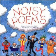Noisy Poems by Jill Bennett - Use with unpitched percussion, ostinatos, etc. Kindergarten Music, Preschool Music, Music Activities, Teaching Music, Music Lessons For Kids, Music Lesson Plans, Music For Kids, Lets Play Music, Music Classroom