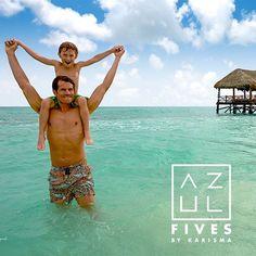 Azul Fives Hotel #KarismaExperience #Hotel #Mexico