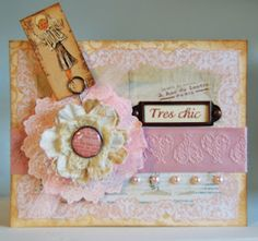 Great little embellishment for a card by Jan.