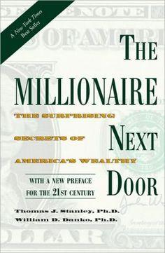 The Millionaire Next Door: Surprising Secrets of America's Wealthy (Barnes and Noble)