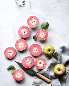 "2,992 Likes, 315 Comments - bella karragiannidis (@ful.filled) on Instagram: ""[ g i v e a w a y ] you could have a box of these gorgeous Hidden Rose Apples from @melissasproduce…"""