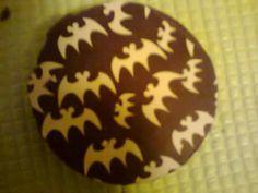 Murciélagos de chocolate :o