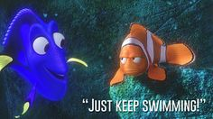 Dory, Finding Nemo | 23 Profound Disney Quotes That Will Actually Change Your Life