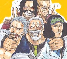 The marines #one piece