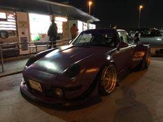 RWB at Tarumi parking Rauh Welt, Porsche, Japanese, Cars, Vehicles, Japanese Language, Autos, Car, Car