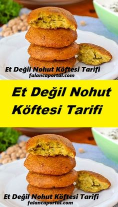 Et Değil Nohut Köftesi Tarifi – Vejeteryan yemek tarifleri – Las recetas más prácticas y fáciles Veggie Recipes, Cooking Recipes, Healthy Recipes, Arabic Food, Falafel, Diet And Nutrition, Mac And Cheese, No Cook Meals, Snacks