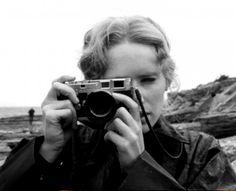 "Liv Ullmann in the 1966 Ingmar Bergman movie ""Persona"""