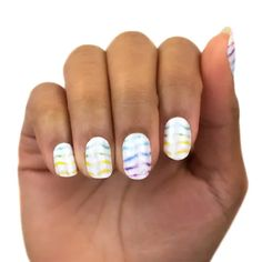 Color Street Nail Polish Strips Will Add Pixie Dust To Your Nails Diy Nail Polish, Nail Polish Strips, Disney Inspired Nails, Manicure At Home, Manicure Ideas, Nail Ideas, Stripped Nails, Hue Color, Color Street Nails