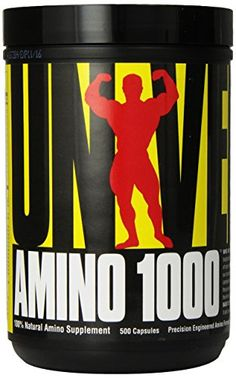 Universal Nutrition Amino 1000, 500-Count * You can get additional details at the image link.