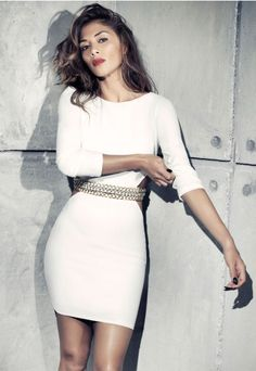 nicole-missguided-long-sleeve-white-cutout-dress