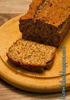 LCHF Mandelbrot von butterliebe.blogspot.com Rezept Low Carb High Fat