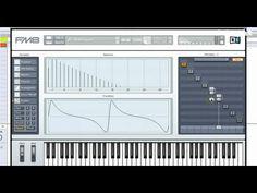 Native Instruments FM8 Tutorial: Sound Design Using the Arpeggiator + Morphing