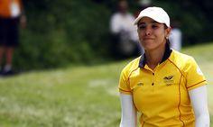 La golfista María José Uribe busca el podio en los Juegos Olímpicos de Brasil - Deportes - El País