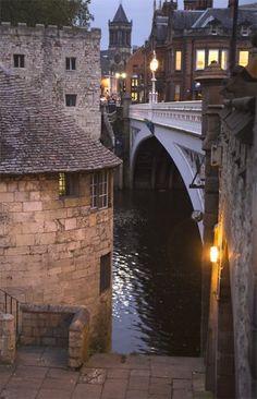 York, Yorkshire, England.