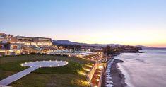 Η Εύη Φέτση επισκέπτεται το ξενοδοχείο Lesante Blu στην Ζάκυνθο και μοιράζεται μαζί μας την εμπειρία της. Restaurant Bar, Secret Escapes, Leading Hotels, Dolores Park, Europe, Island, Zakynthos Greece, World, Travel