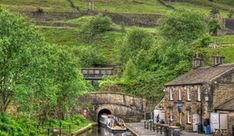 The Seven Wonders of the Waterways - The Standedge Tunnel