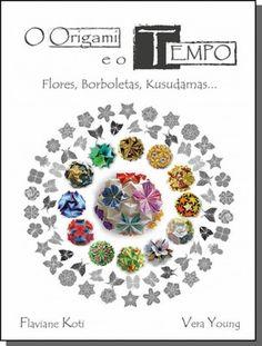 """Livro """"O origami e o Tempo"""", de Koti & Young"""