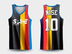 SOLERAS on Behance Basketball Uniforms, Basketball Jersey, Football Shirts, Sports Shirts, Sports Jersey Design, Athletic Women, Muscle Tees, Sport Wear, Textile Design