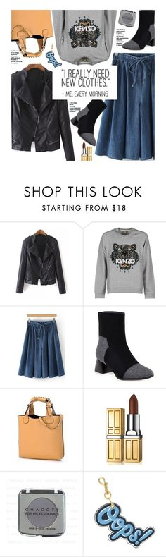 """""""Casual Friday"""" by beebeely-look ❤ liked on Polyvore featuring Kenzo, Elizabeth Arden, Anya Hindmarch, casual and twinkledeals"""