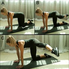 Lateral Plyo Squats - Top 10 Moves for Thinner Thighs - Shape Magazine - Page 7