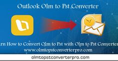 Download perfect Olm to Pst Converter for Mac.