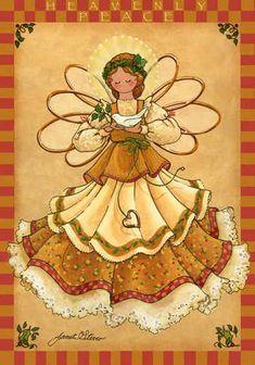 "༺  ༻ ᎯиG℮ℓѕ ༺  ༻  ~~""Heavenly Peace Angel"""