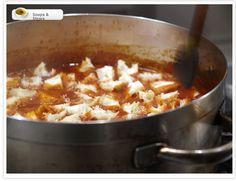 Pappa al Pomodoro - Tomato Bread Soup: Recipe from Bottega by Michael Chiarello/Chronicle Books, 2010.  http://www.ivillage.com/pappa-al-pomodoro-tomato-bread-soup/3-r-335431