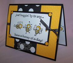 Just Buzzin' By Rockabilly by gbarron - Cards and Paper Crafts at Splitcoaststampers