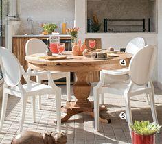 30 opções de móveis para a varanda - Casa