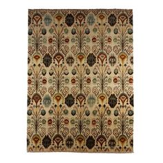 I pinned this Sivas Ikat 9' x 12' Rug from the Parvizian Rugs event at Joss and Main!