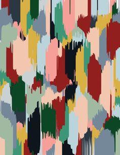 Megan Monismith #pattern #pattern design #design #designer #graphic design #graphic designer #art #artist #paint #textile #textile design #background #print Design Design, Pattern Design, Print Design, Surface Pattern, Surface Design, Mode Camouflage, Textures Patterns, Print Patterns, Mark Making