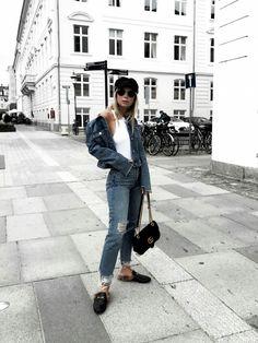 Doll Actitud by Sabrina Estilo Blogger, Copenhagen, Dress To Impress, Bikinis, Women Accessories, Mom Jeans, Victoria, Style Inspiration, Shorts