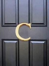 Building Works Australia SHOP For Australian Designed And Handcrafted Monogrammed  Door Knockers