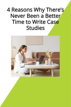 Customer case studies, aka success stories, have become an indispensable marketing tool. Hundreds of thousands of businesses create them. And if they don't yet, most know they should.Here are four reasons why there's never been a better time to be a case study writer … Learn more at awai.com!