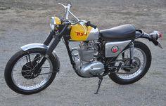1968 BSA 441 Victor Special Frame no. B44EVS5462 Engine no. B44C5462VS