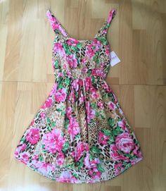 Outfit. Vestido de verano - otoño