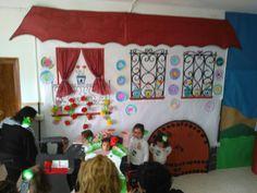 Celebración del día Andalucía en el CPR. Bellasierra (Charches)