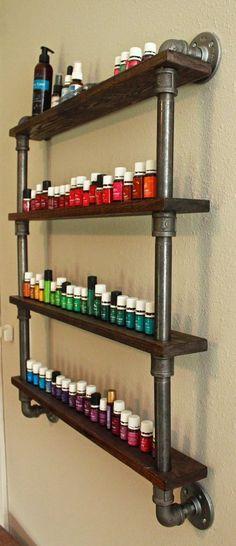 Modern DIY Nail Polish Rack Ideas – Every Girl's Dream