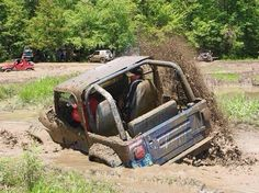 Now thats what I call mudding!!