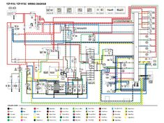 Bmw r1150r electrical wiring diagram 1 Electrical