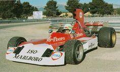 1975 GP USA (Lella Lombardi) Williams FW04 - Ford