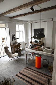 Propuesta Piso #2 Loft apartment