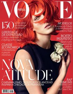 Vogue Portugal March 2013