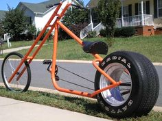 A gallery of home built Chopper Bicycles! Lowrider Bicycle, West Coast Choppers, Quad, Cool Bikes, Bicycles, Bike Ideas, Cool Stuff, Cycling, Hobbies