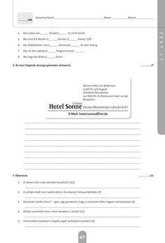 Lehrwerk für Jugendliche Lehrerhandbuch 2 - Klett Kiadó ...