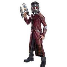 Para los pequeños fans de Marvel, este disfraz de Star Lord de Los Guardianes de la Galaxia, será uno de sus favoritos.