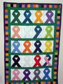 Browse our memory quilts photo gallery to become inspired by the work of talented quilters from around the world before you begin a memory quilt project. Cancer Journal, Cancer Ribbons, Ribbon Quilt, Quilting Projects, First Love, Photo Galleries, Kids Rugs, Memories, Quilts