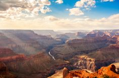 One of America's most famous natural features, The Grand Canyon attracts roughly five million people... - Shutterstock