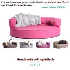 Super schicke und qualitätsvolle Hundebetten mit Memory foam www.preiswolf24.de #hundebilder #hundebett